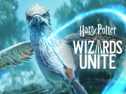 harry potter wizards unite ar game
