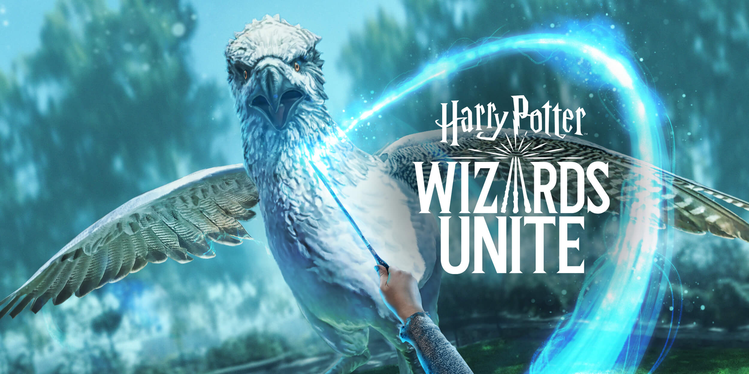 First Look At Harry Potter: Wizards Unite AR Gameplay