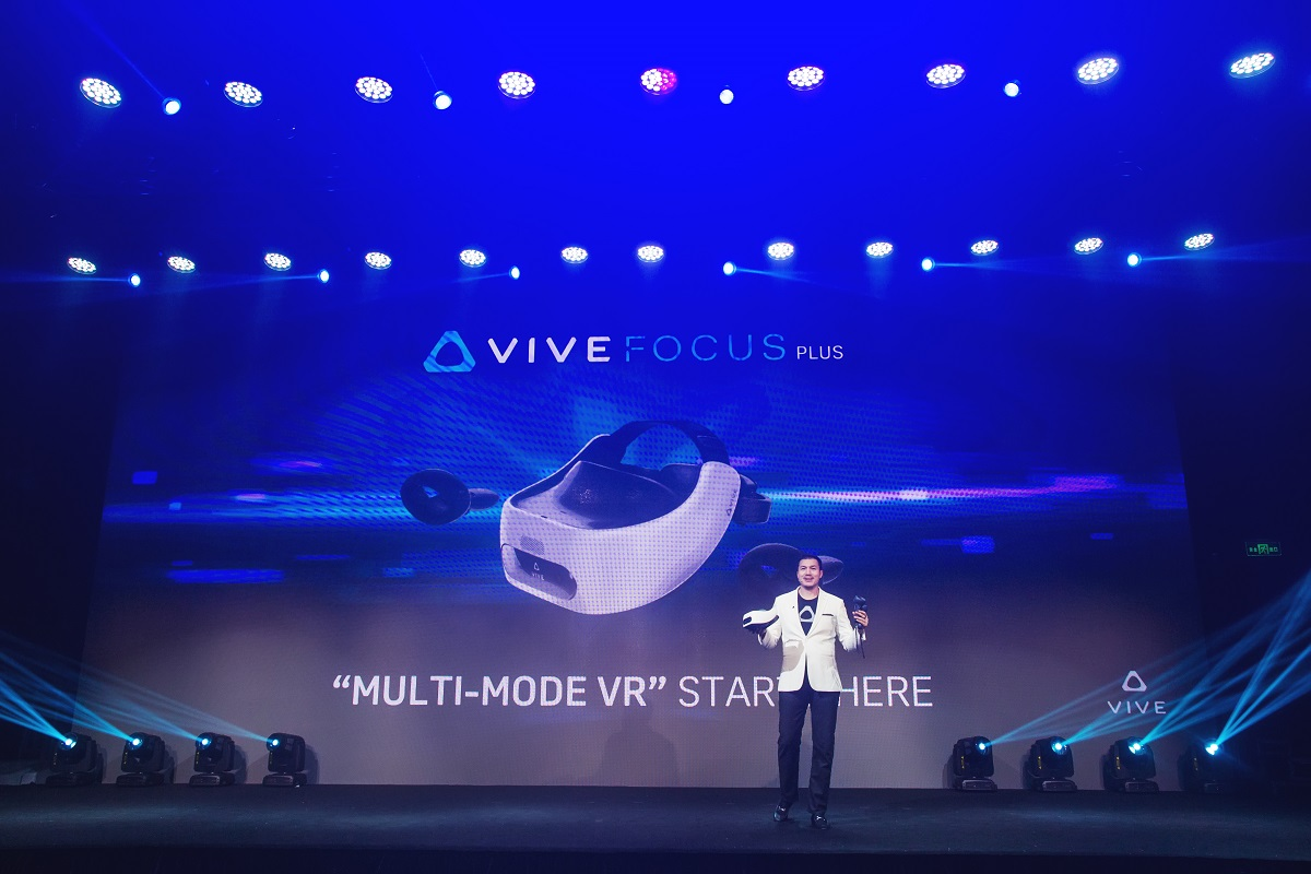HTC Vive Focus Plus Priced At $799 Launching On April 15