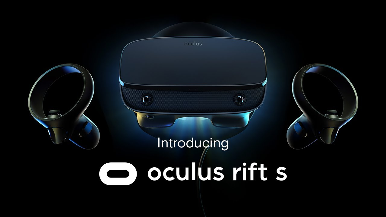 Oculus Partners With Lenovo To Create The Oculus S VR Headset