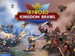 skyworld kingdom brawl vr game