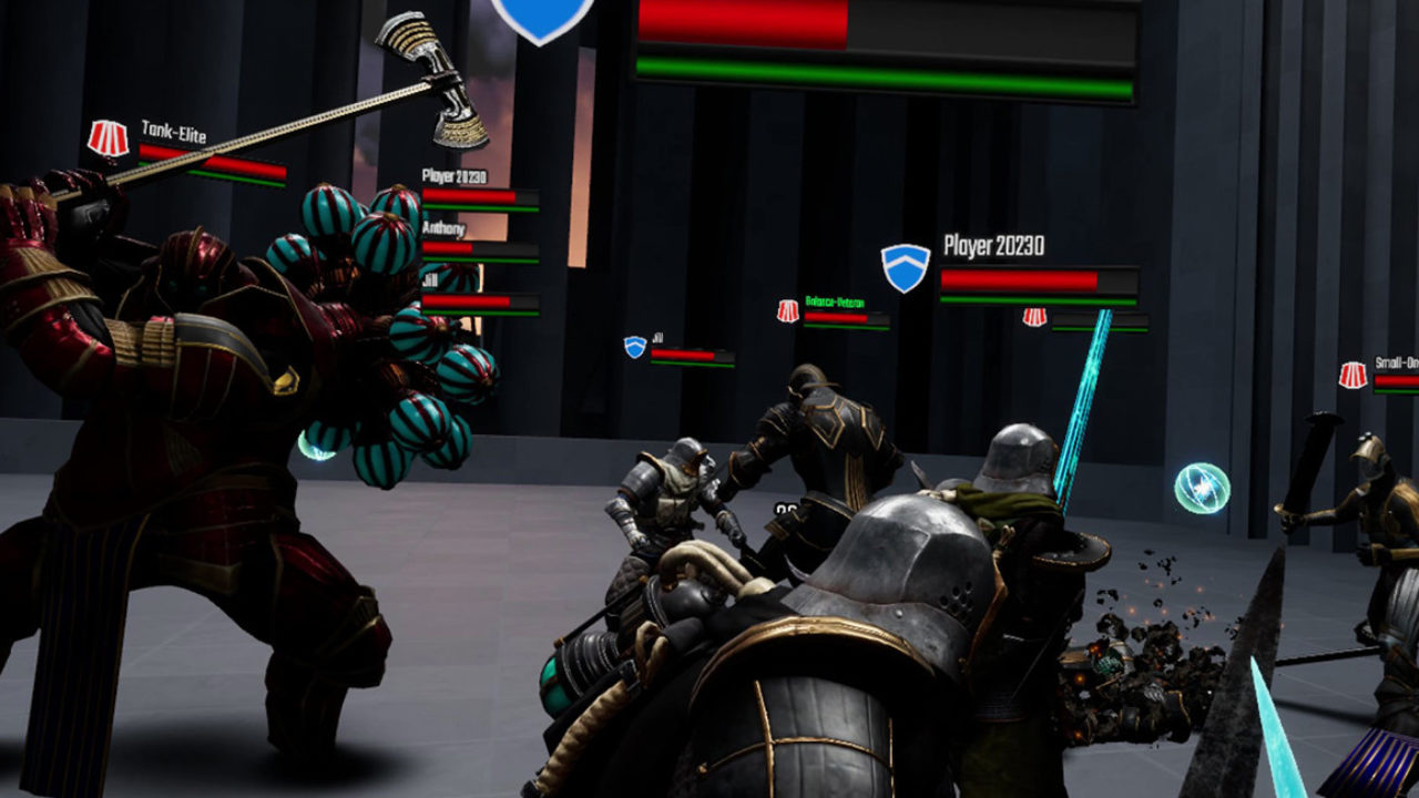 What Will Swords Of Gargantua Offer VR Players? - VR News, Games, And  Reviews