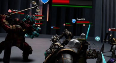 swords of gargantua vr game
