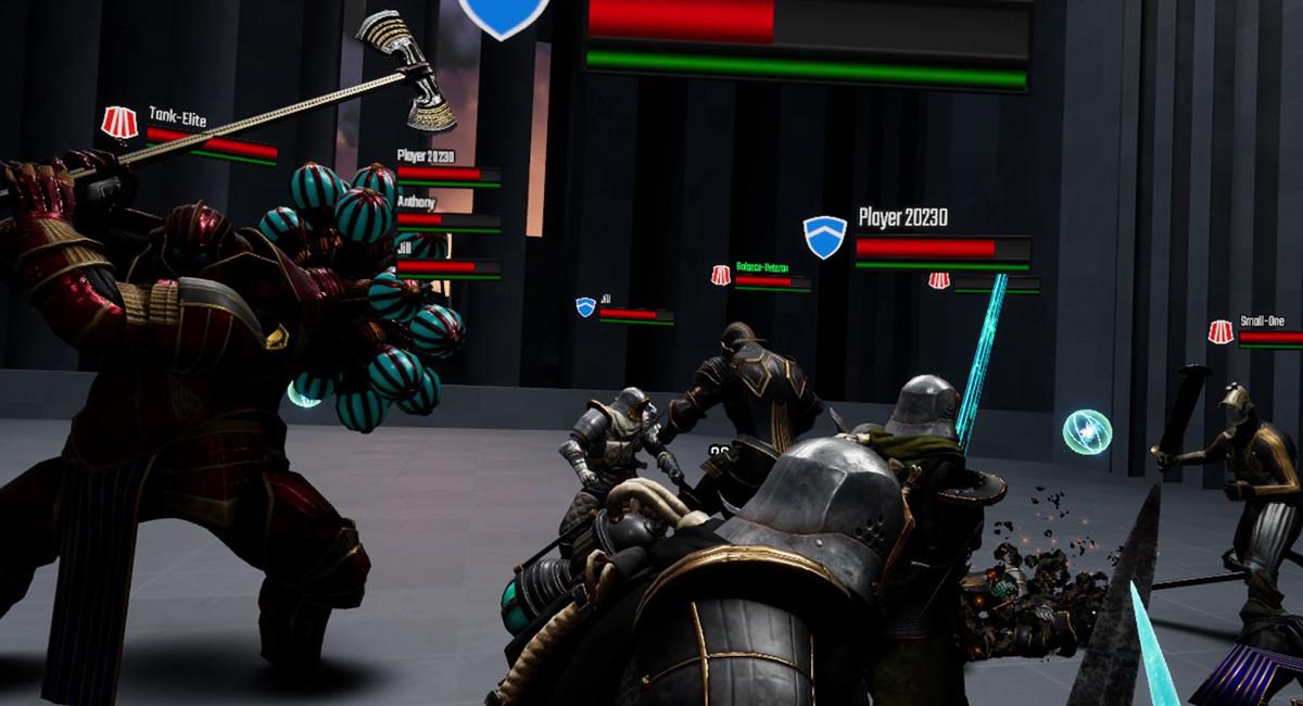 What Will Swords Of Gargantua Offer VR Players?
