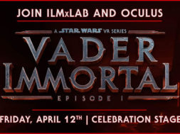 vader immortal a star wars vr series