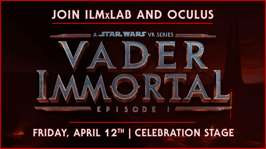 Vader Immortal: A Star Wars VR Series – Episode I Will Be Shown Through Oculus Quest In April