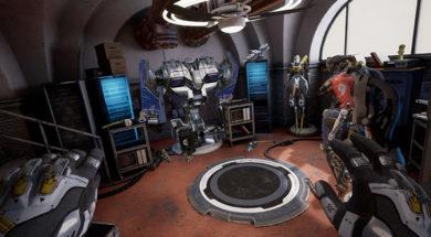 robo recall on oculus quest vr 001