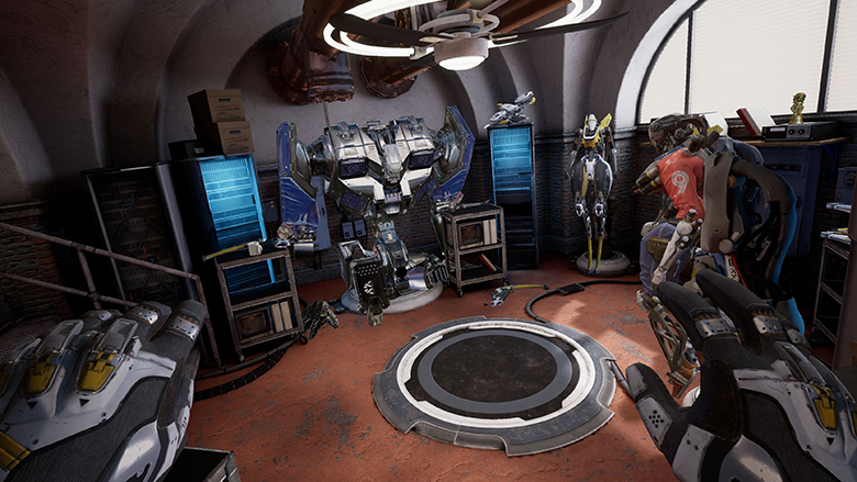 This Is What Robo Recall Looks Like On The Oculus Quest