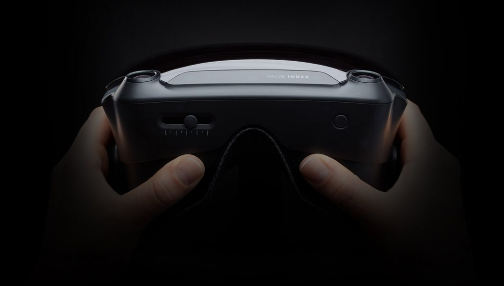 Valve Index VR Headset Set For May 2019