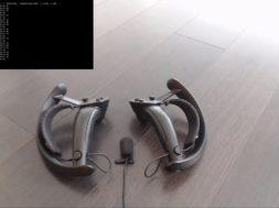 valve knuckles index vr controllers making sound