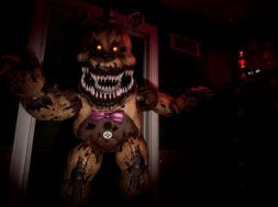 Five Nights At Freddy's VR game