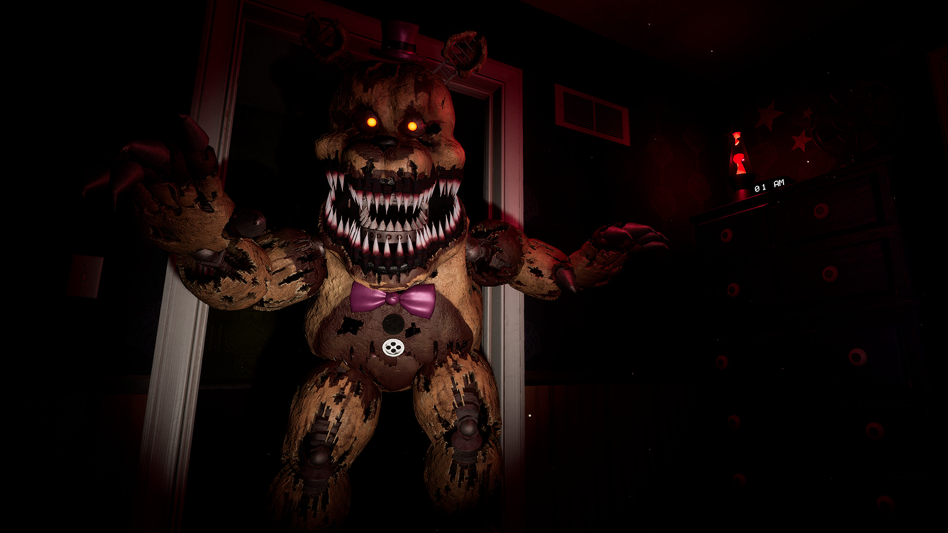 Five Nights At Freddy's VR: Help Wanted Is Here To Give You A Scare
