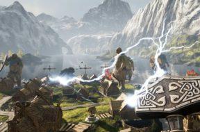 ThunderGod Thor VR game