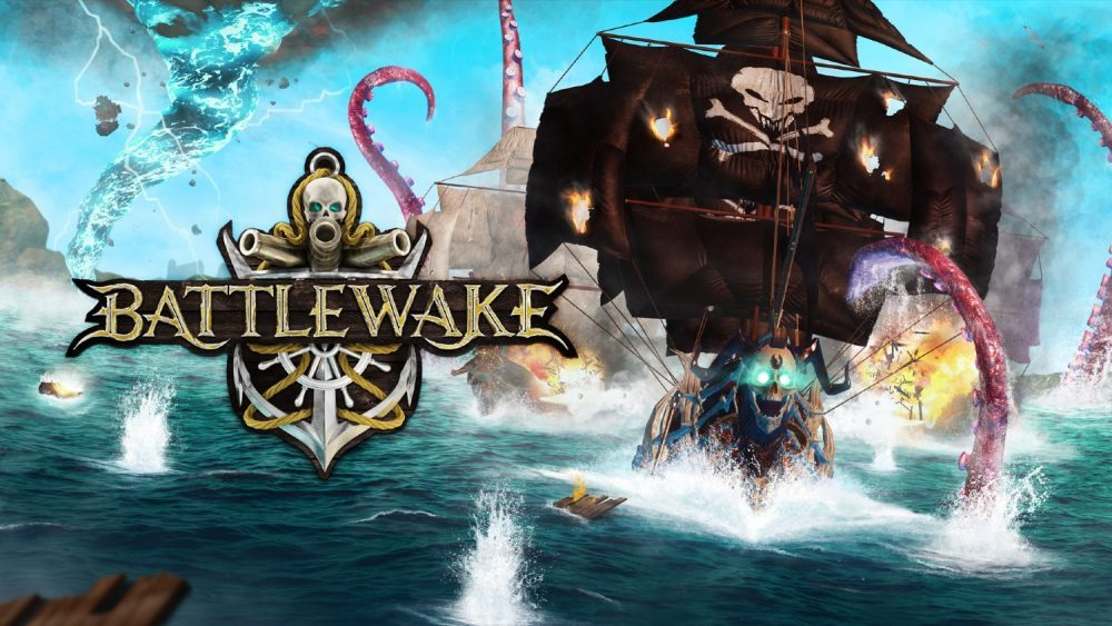 Survios Announces Battlewake – A New Pirate Adventure VR Game