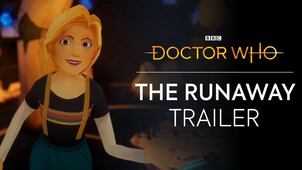 Doctor Who: The Runaway Is Coming To VR