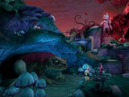 moss twilight garden