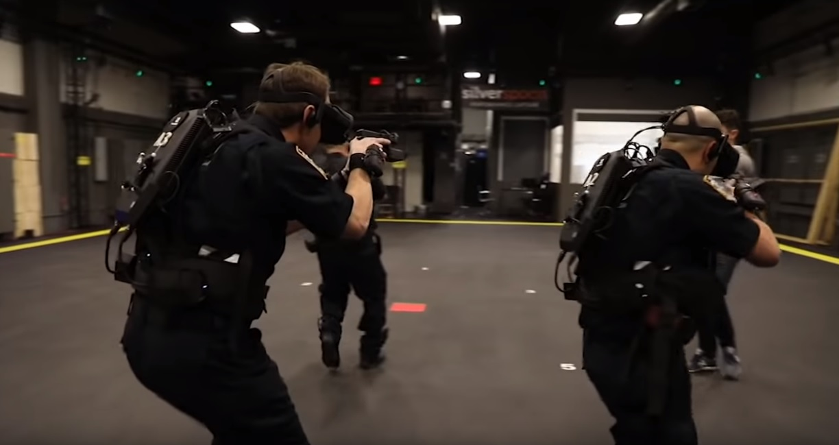 Check Out How NYPD Is Using VR To Train Their Officers