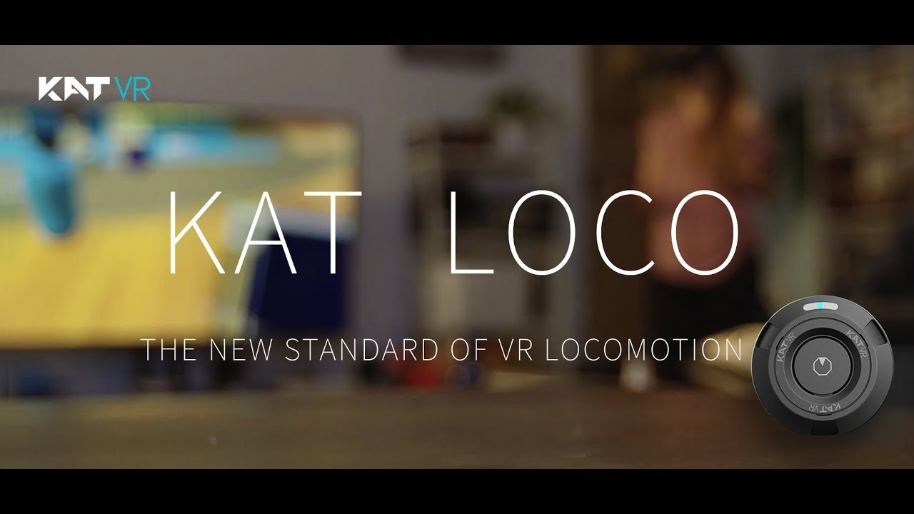 KAT Loco – World's most Versatile VR Locomotion System