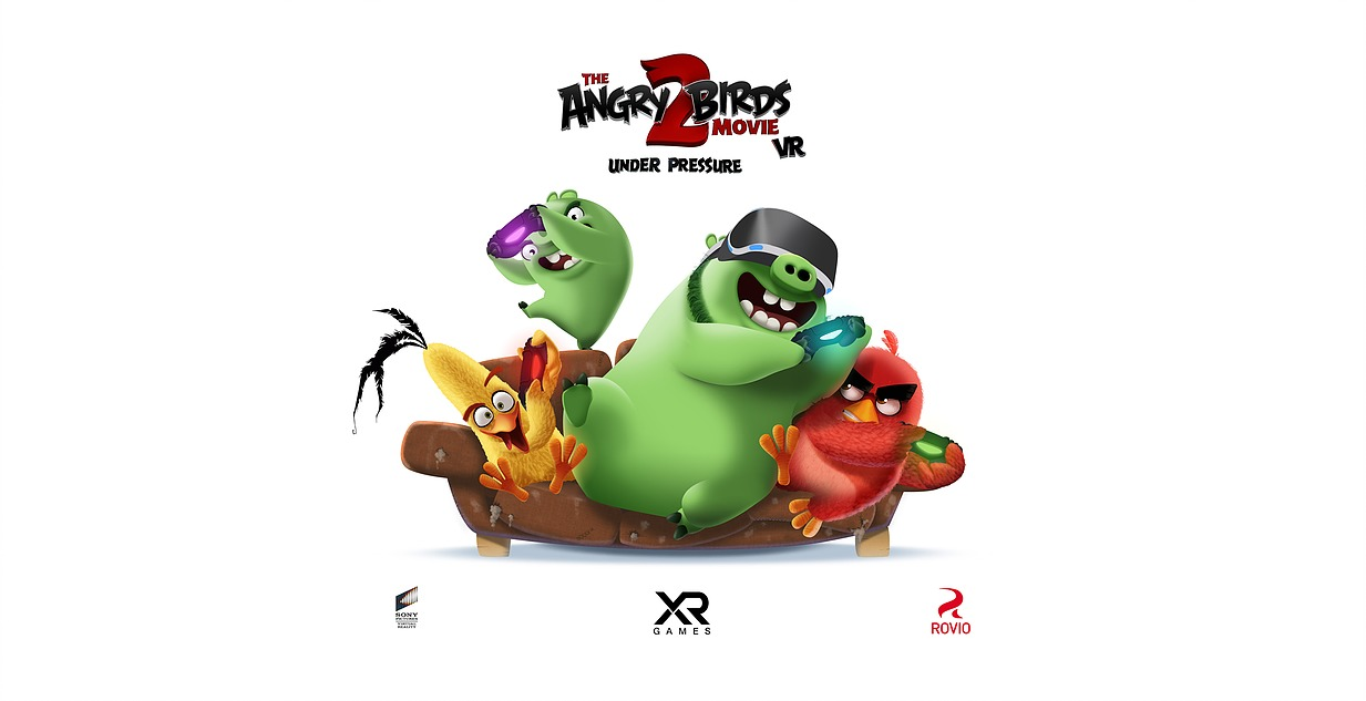 The Angry Birds Movie 2 VR: Under Pressure coming To PlayStation VR With Date