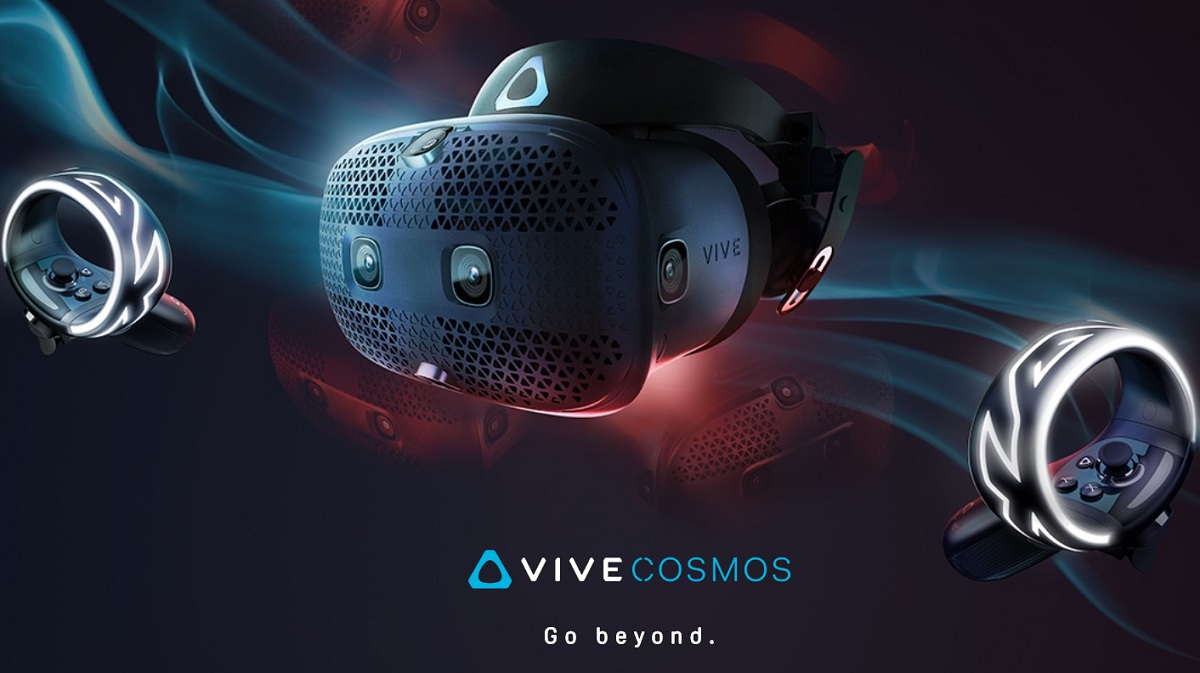 What You Need To Know About The Vive Cosmos VR Headset