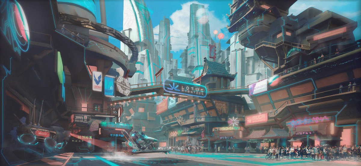 Kickstarter for Cyberpunk VR MMORPG Game 'Zenith' Is About To Create Waves