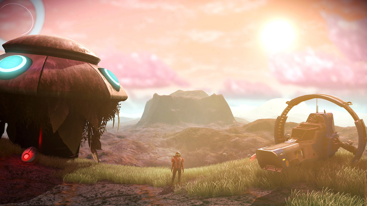 No Man's Sky Confirms Release Date For VR