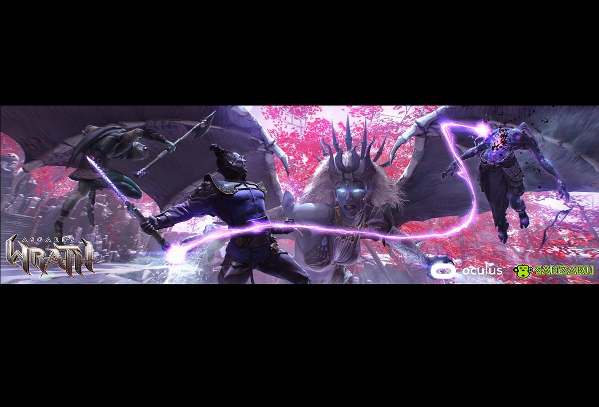 Asgard's Wrath Comes In A Massive 121GB Size For VR