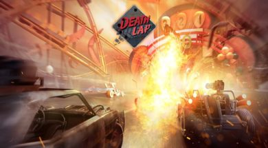 death trap vr game image