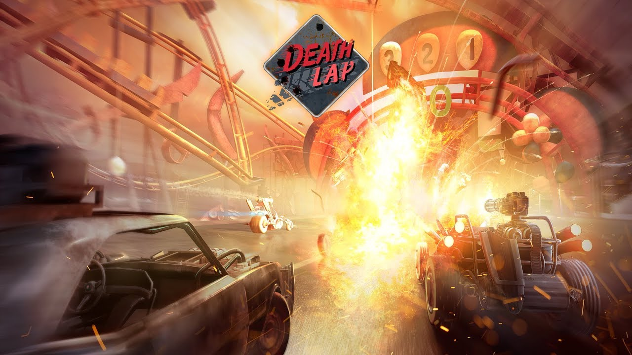 Engage In A Deadly VR Race With 'Death Lap'