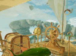 horizon beyond vr game