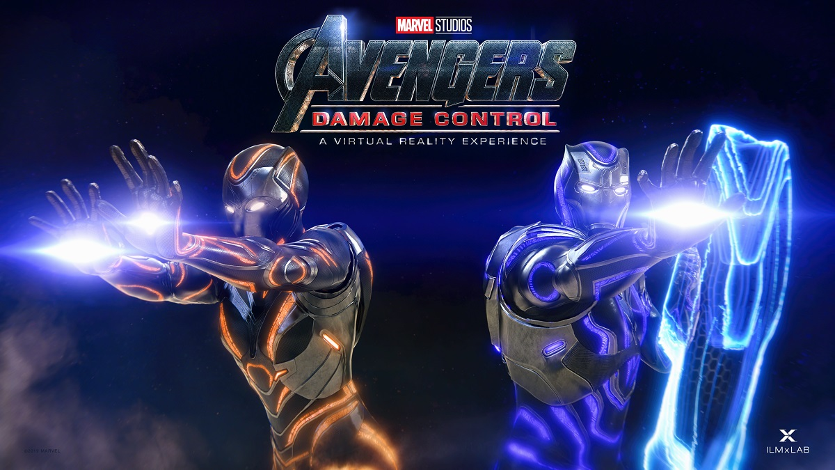 First Look At Avengers: Damage Control For VR