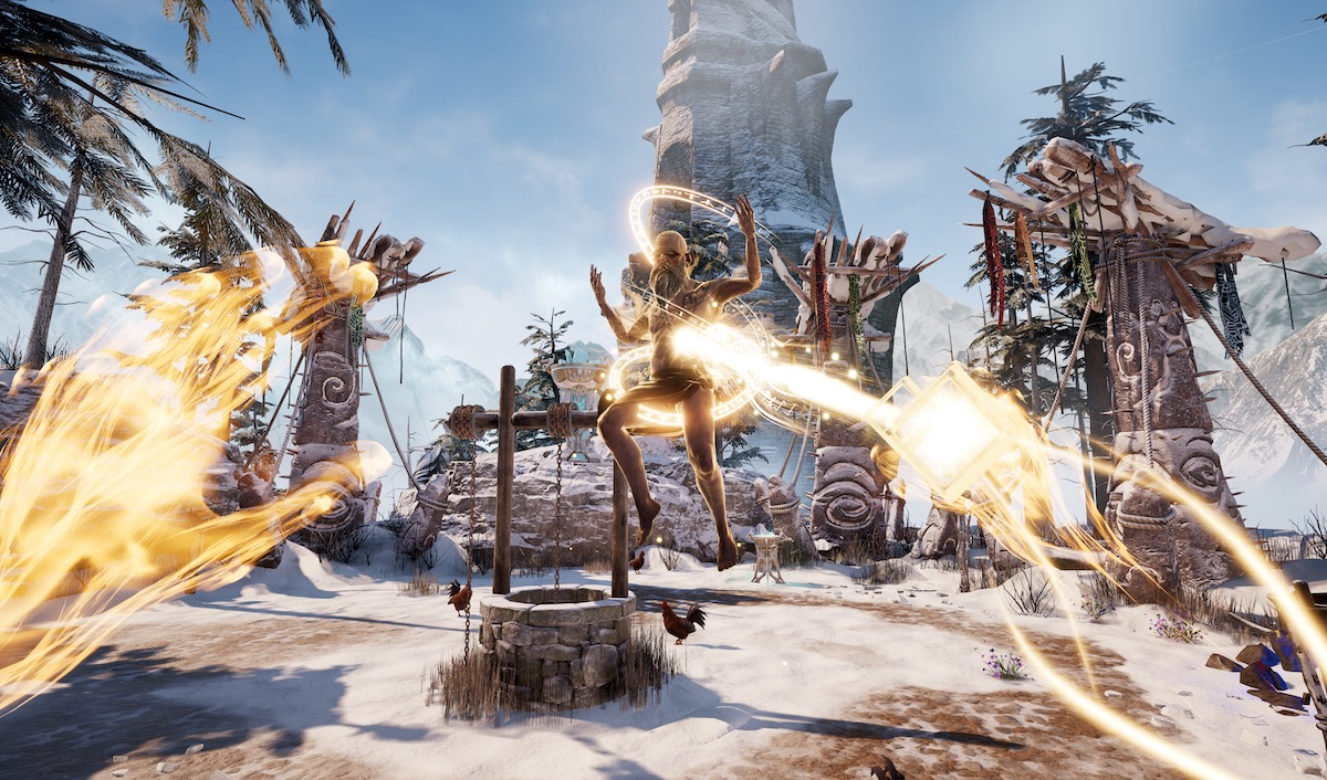 "Review: ""Asgard's Wrath"" Will Take You Norse In VR"