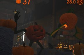 pumpkin smasher vr