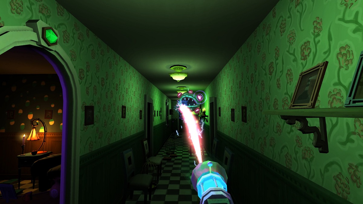 Take On Some Spooky Ghosts In Spectro
