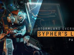 stormland syphers log 1 vr