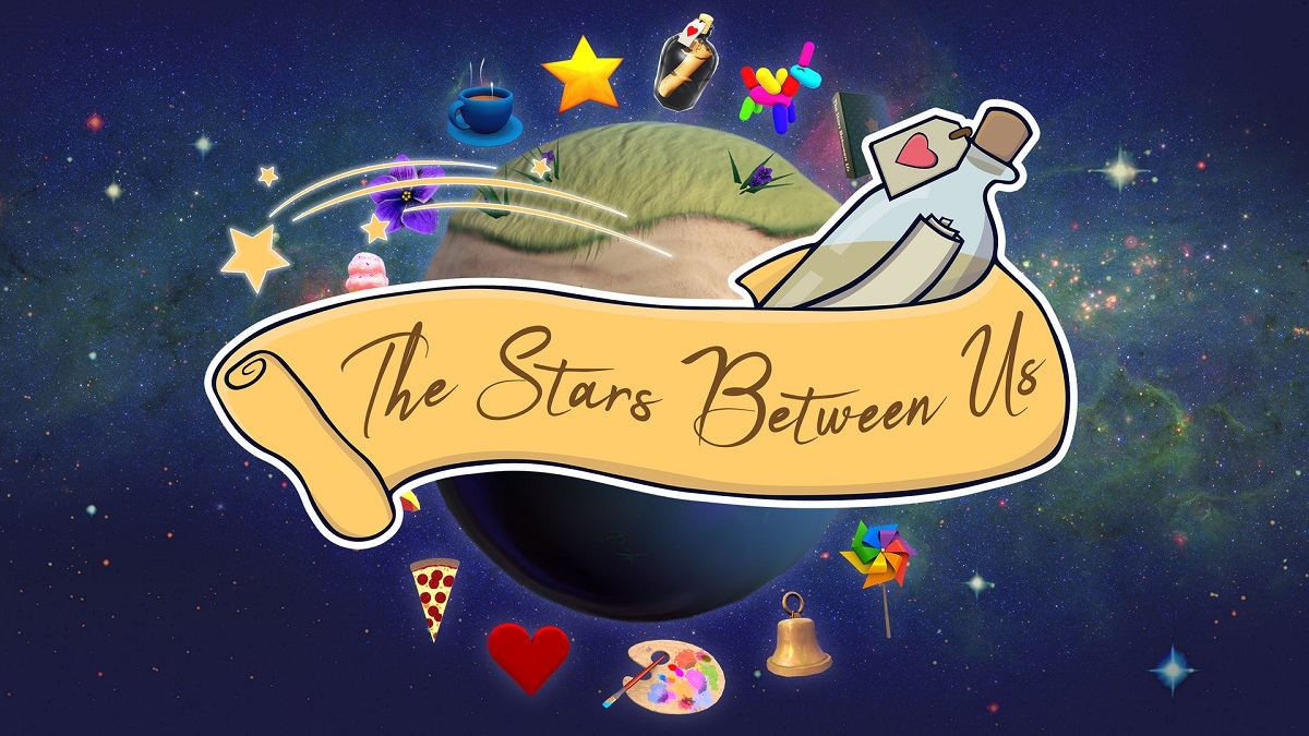 Experience The Unique Puzzle VR Game 'The Stars Between Us'