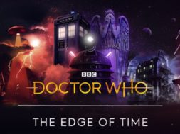 Doctor Who the edge of time vr