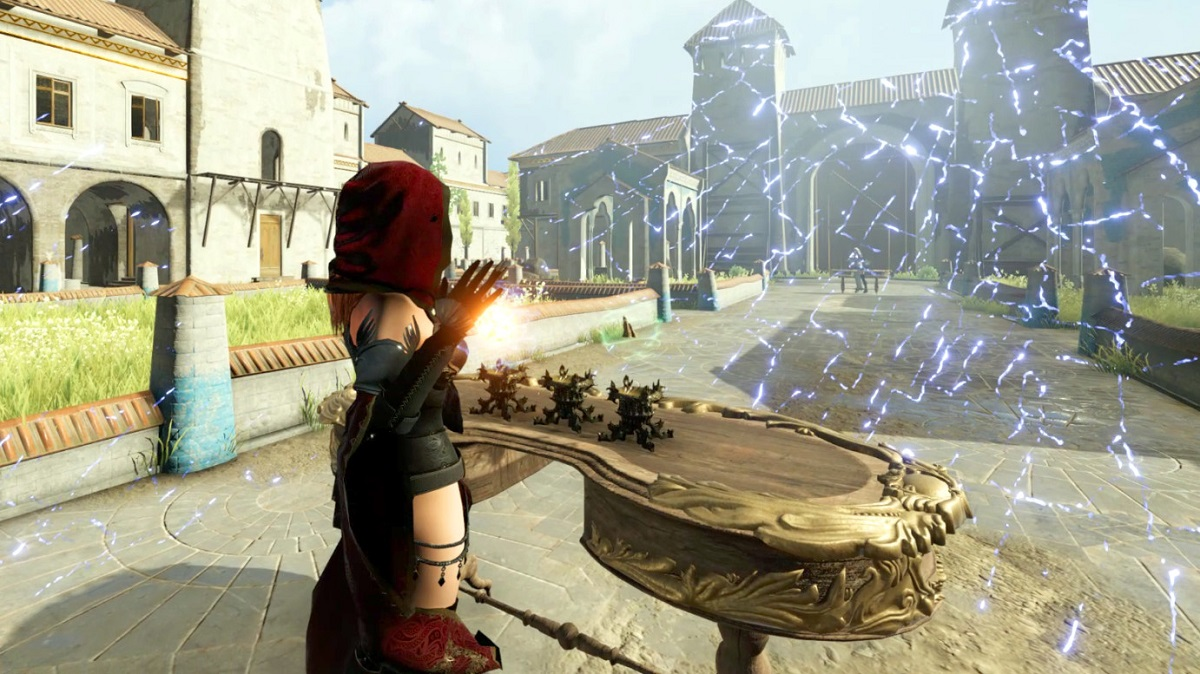 Counter Your Foes In 'Battle Sorcerers' VR