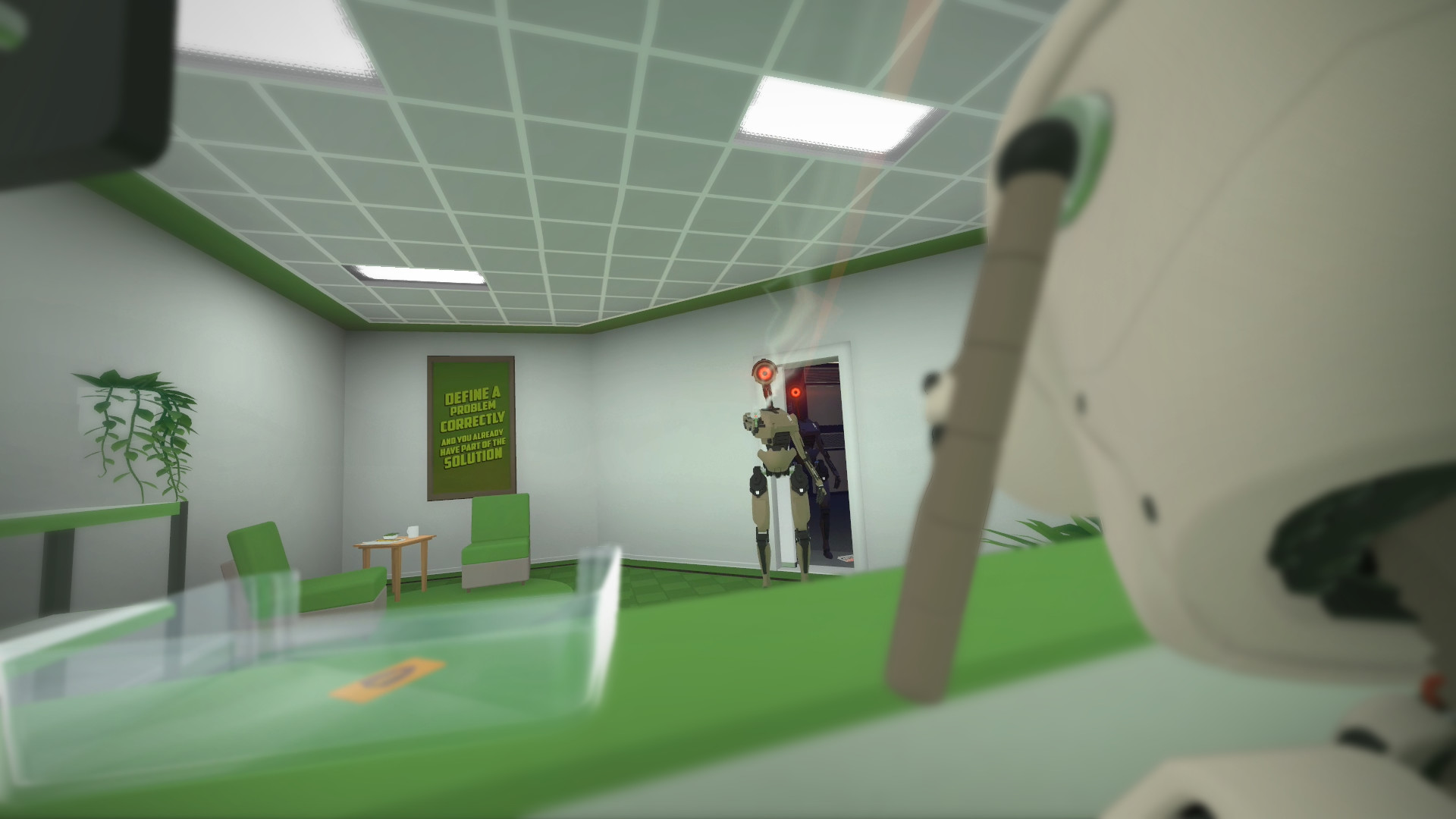 Take The VR Leap Into 'Budget Cuts 2: Mission Insolvency'