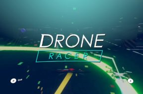 drone racer cover image