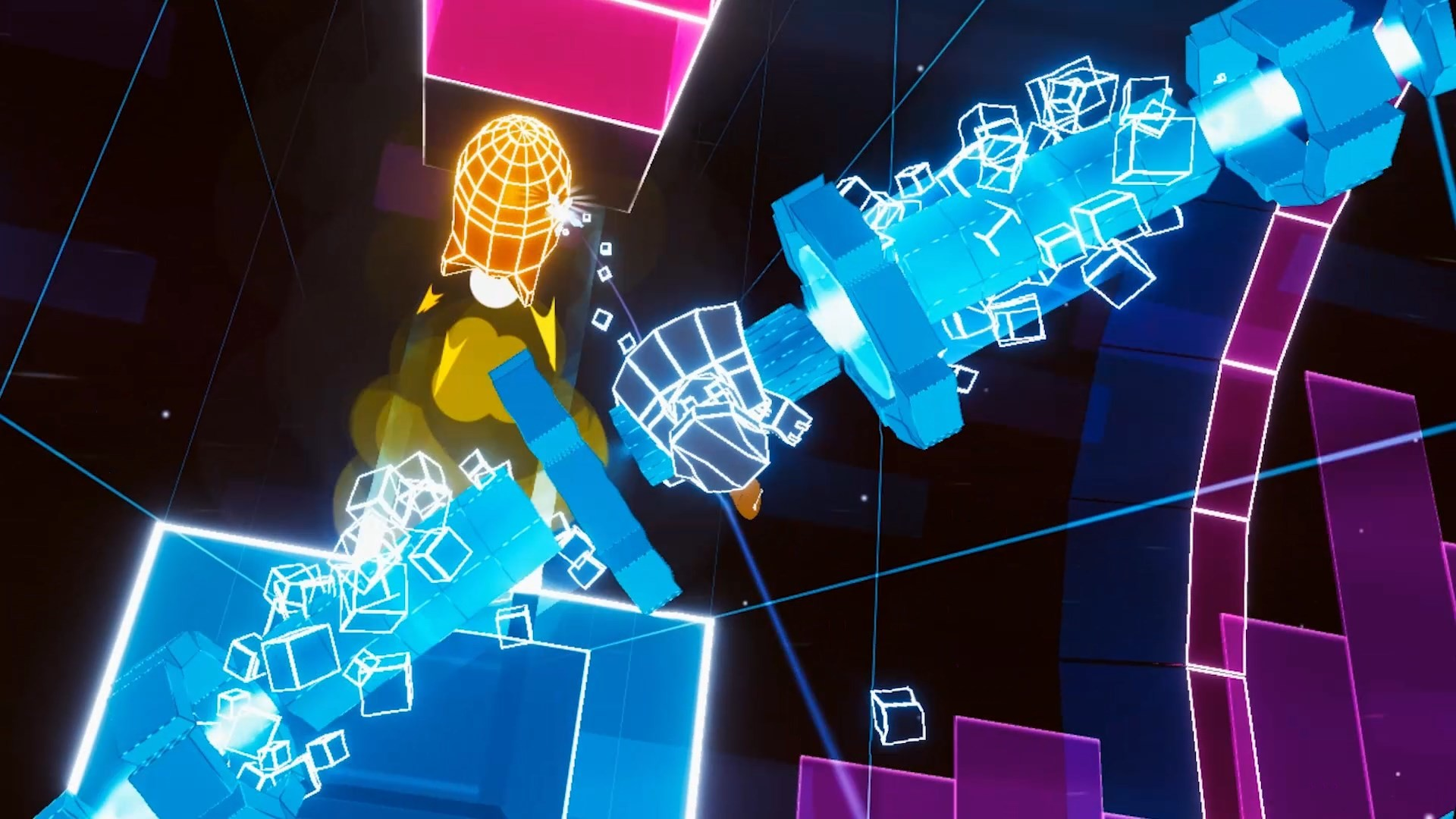 Play Against A PC Opponent In SMUSH.TV For Virtual Reality