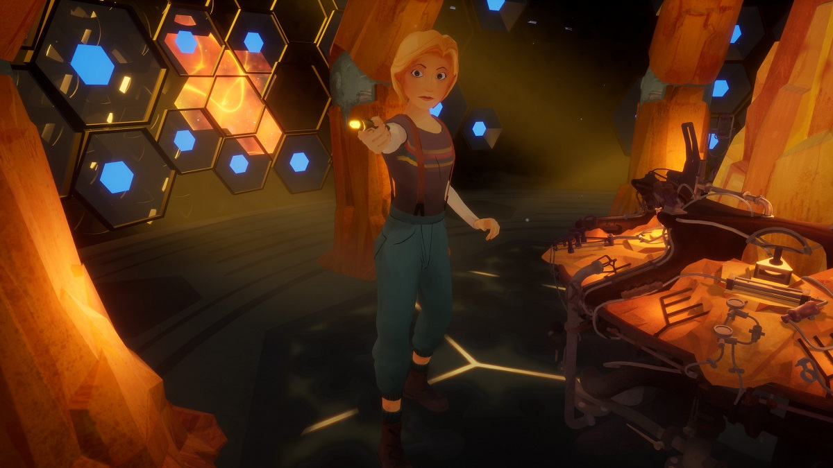 'Doctor Who: The Runaway' Now Available For VR