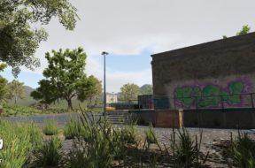 grafitti bombing vr