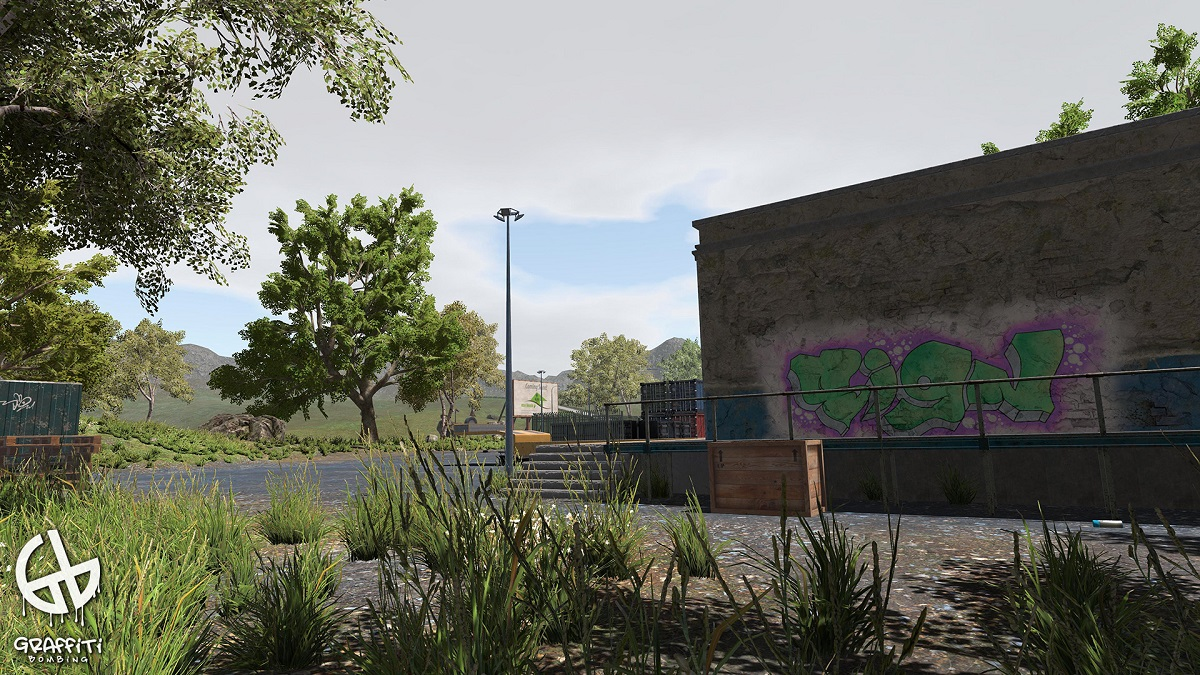 Become A Virtual Artist In Graffiti Bombing