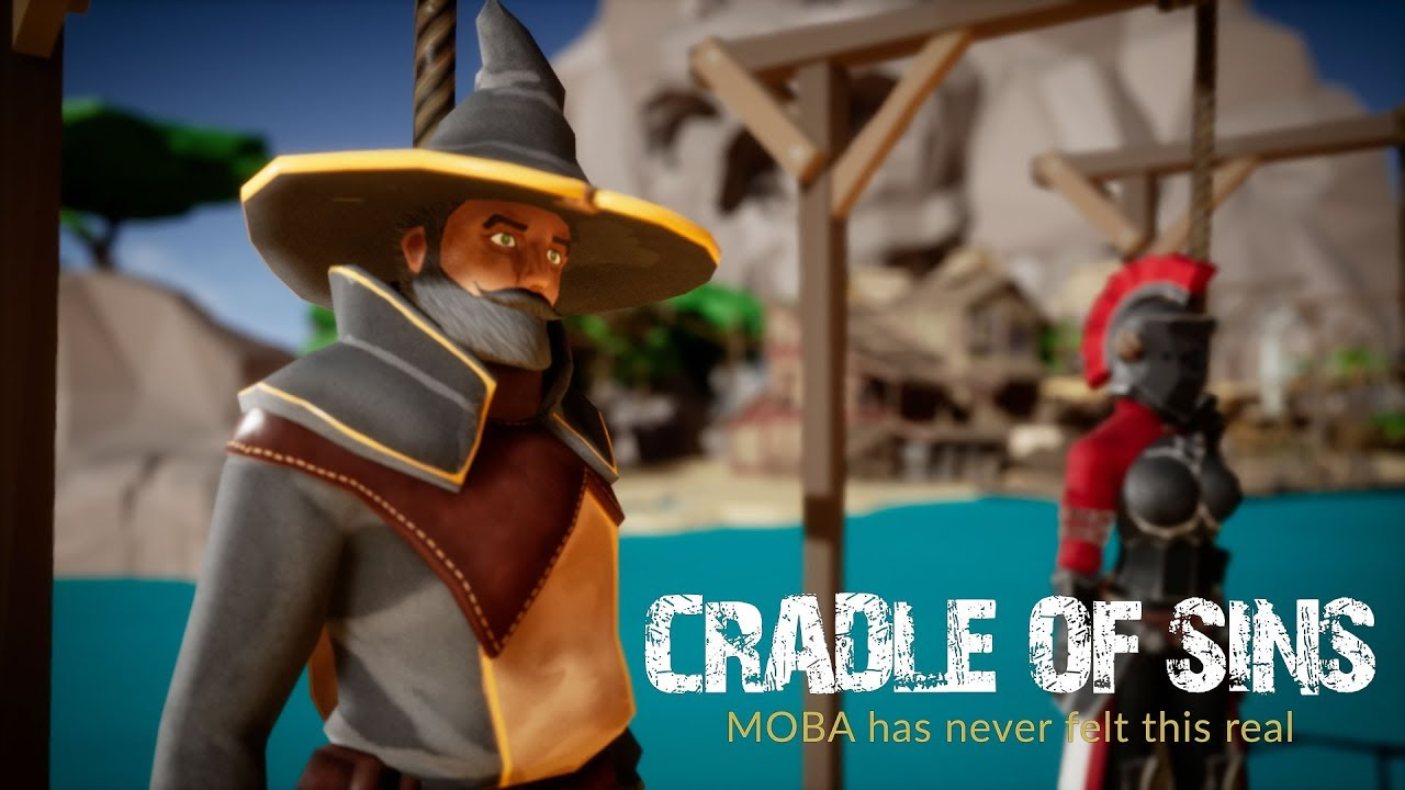 Here's What 'Cradle Of Sins' MOBA VR Game Will Offer