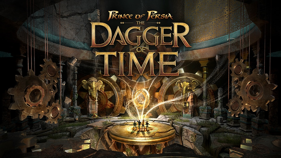 Ubisoft Set To Release 'Prince Of Persia: Dagger Of Time' VR Escape Room For On-Site Locations