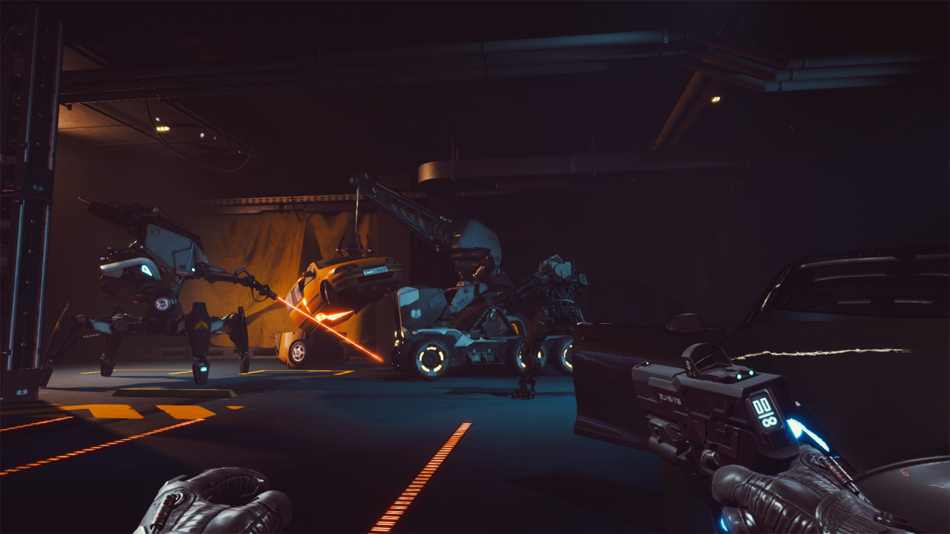 'Silicon Rising' Takes On The Cyberpunk World In VR