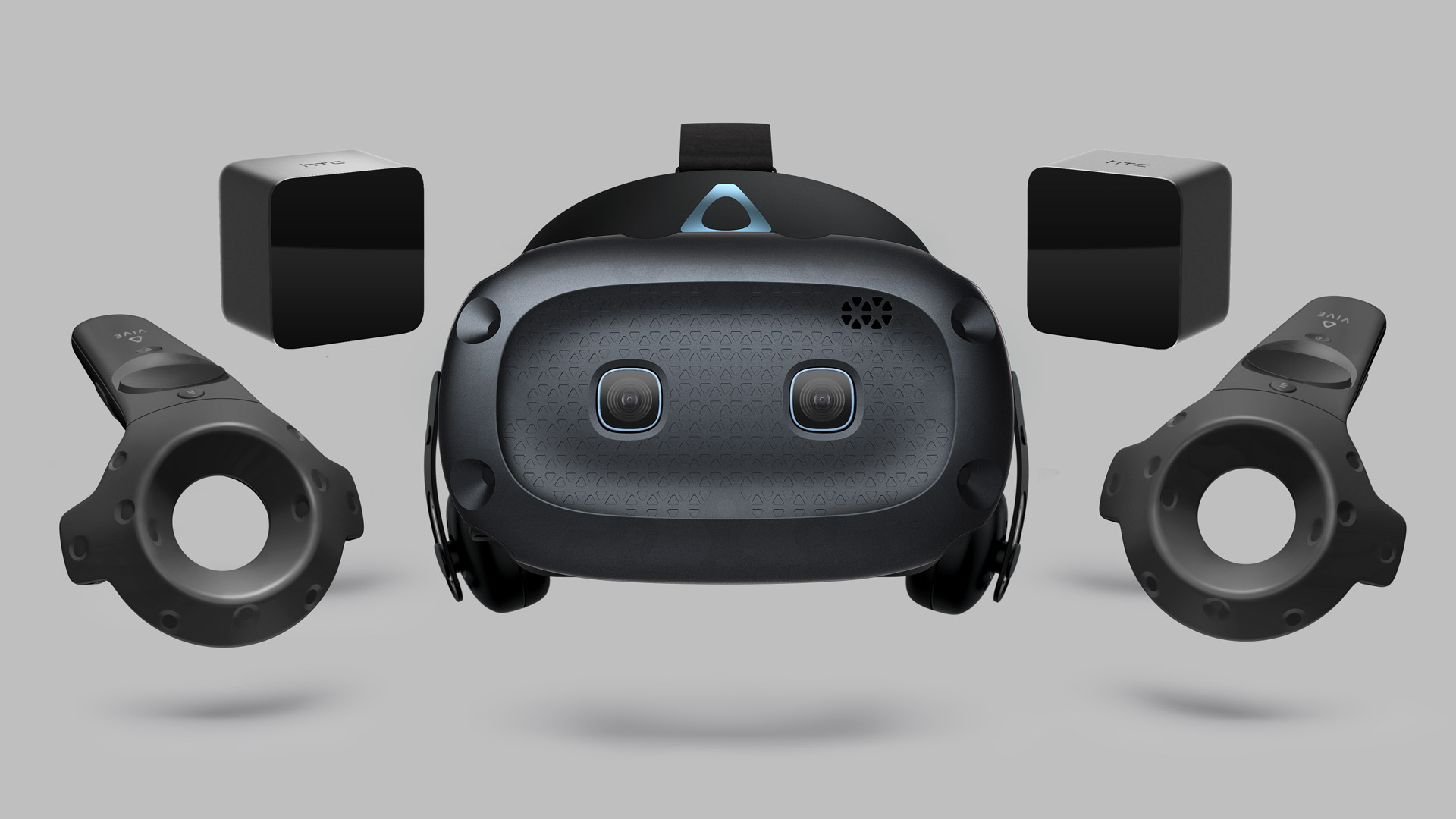 HTC Is Releasing Three New Vive Cosmos Headsets: Elite, Play, & XR