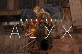 half life alyx game play trailer