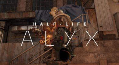 half life alyx game play trailer